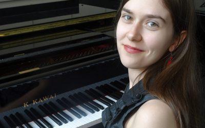 Piano Podium: Polina Nagy
