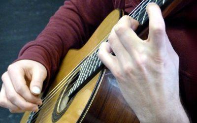Podium Gitarre – Konzertreihe