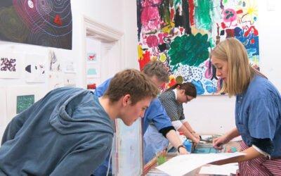 Kunstlabor im Kunstmuseum Villa Zanders