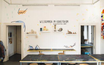 Sonntags-Atelier der Villa Zanders