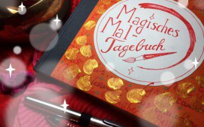 """Online Workshop """"Magisches Maltagebuch"""""""